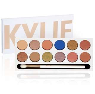 INSTOCK: Kylie Cosmetics Royal Peach Palette