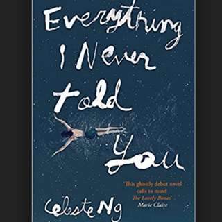 (ebook) Everything I Never Told You by Celeste Ng