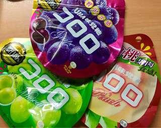 🚚 UHA味覺糖
