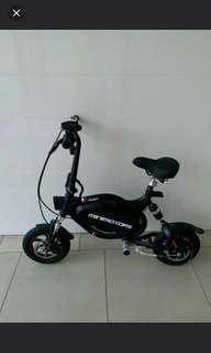TEMPO by Minimotors 48v 15.6ah LTA COMPLIANT escooter