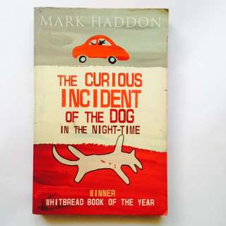 The curious incident of ... Mark haddon