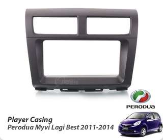 Radio casing Myvi lagi best 2011 - 2014