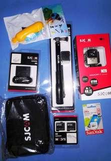 Sjcam M20 (action camera package pre-order)