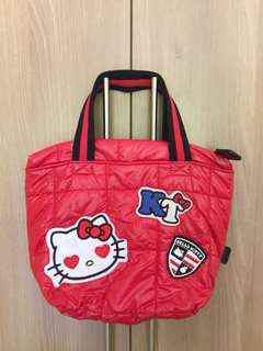 Hello Kitty Red Shoulder Bag