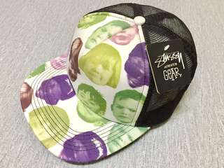 STUSSY Authentic Snapback (BNWT)