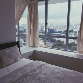 Whole Apartment Lorong Chuan Condo High Storey