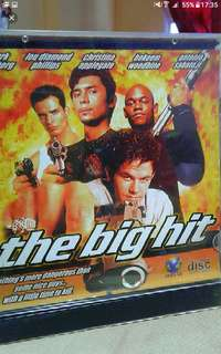 VCd Vcd sale Buy 2 get 1 free!  English  The big hit
