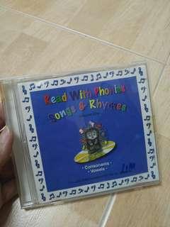 English CD