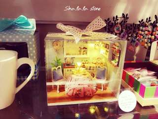 🌼 Miniature Happy Kitchen 🌼