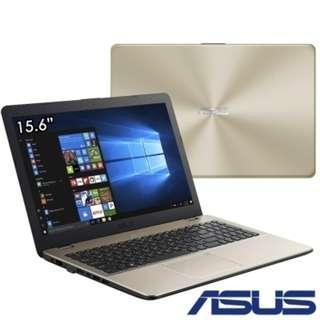 全新ASUS X542UN-0091C8250U 金 15.6吋/i5-8250U/MX150 4G/保固2020-6