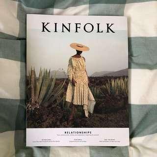 Kinfolk Volume 24 - Relationships