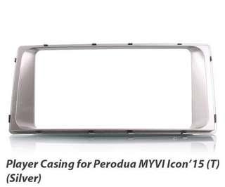 Radio casing Myvi icon (Toyota size)