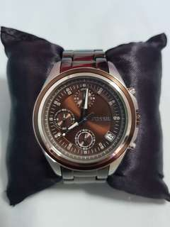Authentic FOSSIL woman's watch