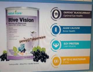 Tupperware naturcare multigran protein 8tive Vision
