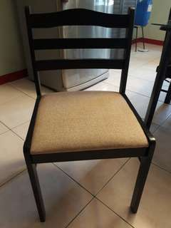 Dining Chairs 2 pcs