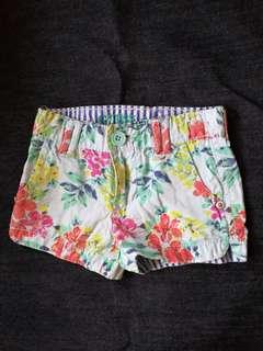 Guess Floral Shorts
