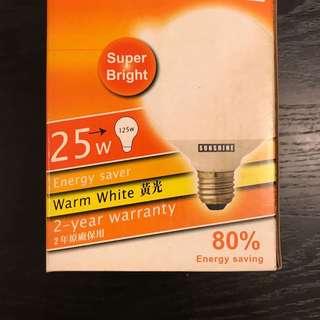 Sunshine Energy Saving Light Bulb