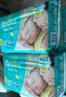 Pampers Diapers (BRAND NEW)