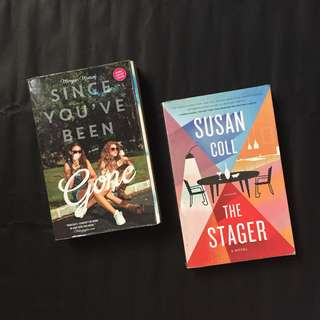 Book Bundle (Since You've Been Gone + The Stager)
