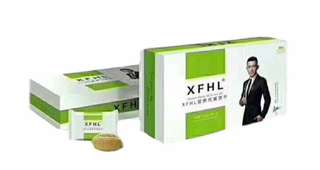 XFHL nutritional meal biscuit