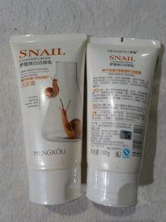 Mengkou Snail Cleanser