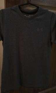 Underarmour gray shirt