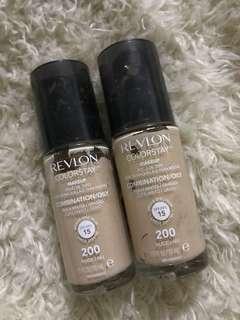 Revlon colorstay in nude