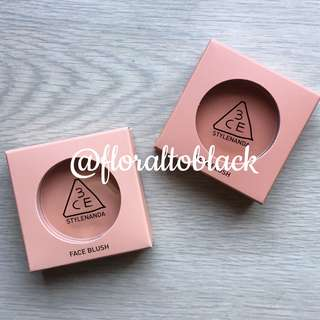 (FREE MAIL) 3CE Mood Recipe Blush