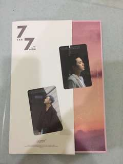 Got7 7for7 magic hour album and pcs