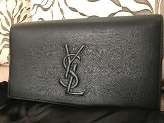 SAINT LAURENT YSL Clutch (AUTHENTIC)