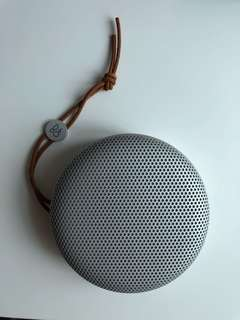 🚚 B&O Beoplay A1 portable speaker
