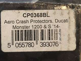 Ducati Monster Crash Protector