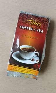 Vietnamese coffee, ground 越南 貓屎咖啡粉 貂鼠咖啡粉 Hang weasel coffee,100 g