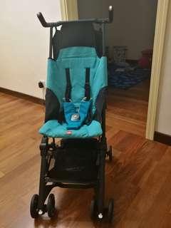 2017 GB Pockit Stroller Green
