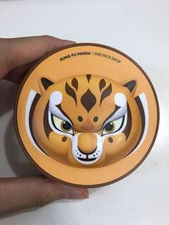 The Face Shop CC Intense Cover Cushion - V201 Apricot Beige [Kung Fu Panda]