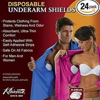 underarm shields