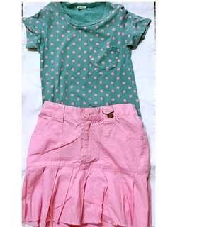 🚚 女童裙裝(120cm)
