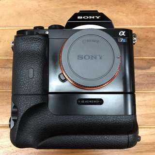 Sony A7S + Grip
