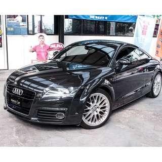 2010 Audi TT 深灰 2.0