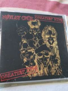 Rock CD - Motley Crue Greatest Hits