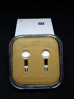 headset mi piston original xiomi