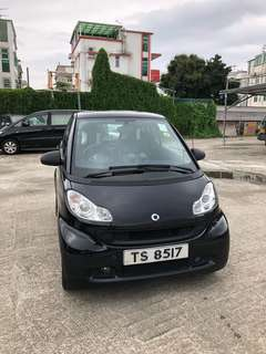 MERCEDES-BENZ Smart for two