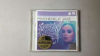 PSYCHEDELIC JAZZ music cd