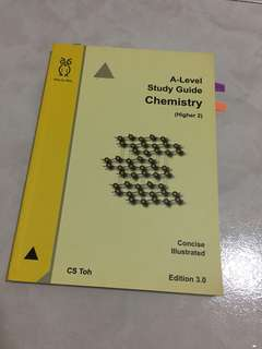 A level study guide Chemistry