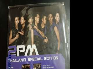 2PM Thailand Special Edition