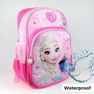 Disney Frozen School Bag for Lower Primary School