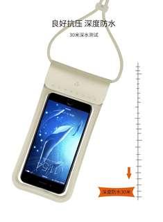 30米 6吋 手機防水袋 潛水袋 全新