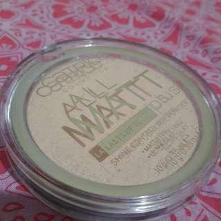Catrice All Matte Shine Control Powder (010 Transparent)