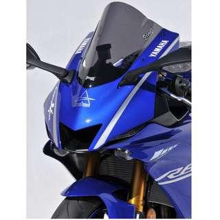 Yamaha YZF R6 2017-2018 Ermax Aeromax Windscreen