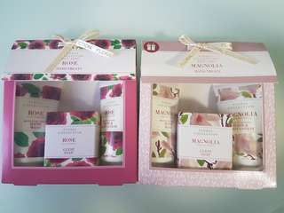 M&S Marks and Spencer Beauty Floral Collection Hand Treats